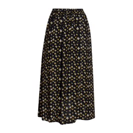 Smashed Lemon SKIRT 21119 Black-Yellow