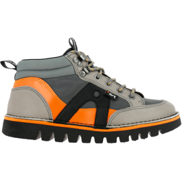Art sko 1582 Ontario Leather grey-orange