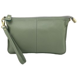 Just d´lux CLUTCH Leaf Green