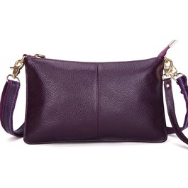 Just d´lux CLUTCH Purple